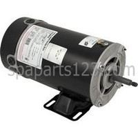 Waterway Center Discharge Spa Pump AOS Motor 48FR 1.5HP 2SPD 220v BN-34