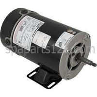 Waterway Center Discharge Spa Pump AOS Motor 48FR 3/4HP 2SPD 115V BN-36