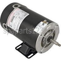 Waterway Center Discharge Spa Pump AOS Motor 48FR 3/4HP Sgl Spd 115V BN-24SS