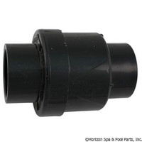 Water Bypass Check Valve 8Lb, Black (600-8150) Waterway Plastics