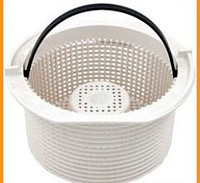 Waterway Basket Assembly, Raised Center (w/Handle) 1