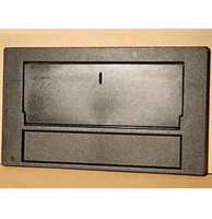 Viking Spas Waterway 100 Sq. Ft. Skim Filter Front Access Plate with Wier Door