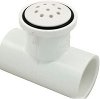 "Top Flo Air Injector 1""S Tee Style"