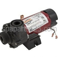 "Waterway Tiny Might Circ Pump 1/2""sxs/1""un, 220v"
