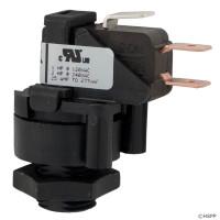 TBS-301 Air Switch Thd 25A SPDT LC