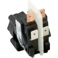 TBS-318 Air Switch, Thd, 20A DPNO, LC