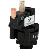 TBS-306 Air Switch, Thd, 25A SPNO, 90 Deg, LC