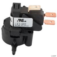 TBS-401 Air Switch, 25A SPDT, LC