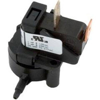TBS-406 Air Switch, 25A SPNO LC, 90Deg Term