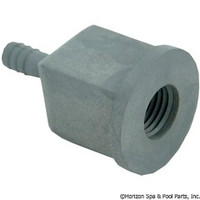 Sundance® Ultemp Air Injector Nut Barb 3/8""