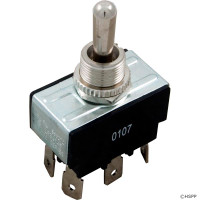 Spa Toggle Switch, DPDT Center Off