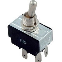 Spa Toggle Switch, DPST, 240v