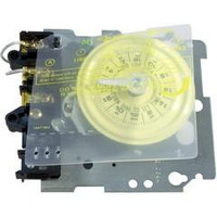Intermatic Spa Time Clock, Spa Timer, Mech SPST 125v 24hr Yellow Dial ( T101M )