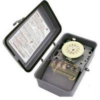 Intermatic Spa Time Clock, Spa Timer, SPST 125v 24hr Metal Case ( T101R )