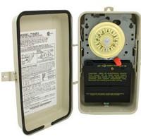 Intermatic Spa Time Clock, Spa Timer, DPST 208-277 Volt 24hr Metal Case