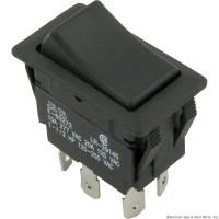 Spa Rocker Switch, DPDT, 240v
