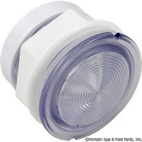 "Spa Light Wall Fitting, w/reflector 2 5/8"" Hole Size, 3 1/4""Face"