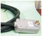22-0034-59, Artesian Spas Power Cord, GFCI, 20-AMP