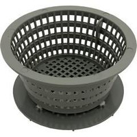 Spa Filter Basket, Dyna-Flo Skimmer Low Profile Basket Assy Gray
