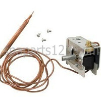 Spa Thermostat Mechanical 1/4-60, Eaton SPDT