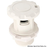 "Hydro Air Slimline SL 1"" Air Control, White"