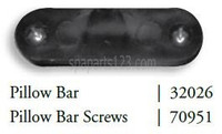 Saratoga Spa Pillow Bar w/ Screws, 32026, 2 pkg