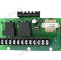Ramco/CRL/Spa Temp Circuit Board PCB, Ramco ST 402 (3-60-0002) 611509, ST-402 Discontinued