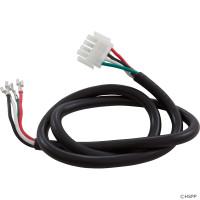 Pump Cord, 14/4 x 31, AMP-4 Male(R/B/W/G) 2 Speed(2)