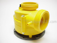 PUM22200155  Cal Spa WET END PUMP 6 HP 145T DBL SEAL W/LIP