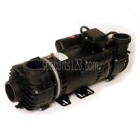 """PUM22000980 Cal Spa Pump - Dually, 110V/ W HI Torque,2"""" Plumbing *DISCONTINUED*"""