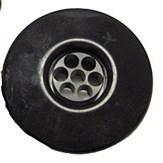 Power Jet Medium Adjustable Eyeball 7 Port Black