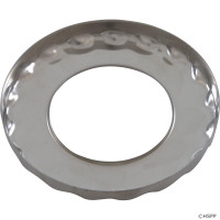 Poly Jet Escutcheon, Deluxe, Stainless(2)
