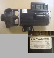 PDC Spas 3.6 HP Dual Speed Spa Pump (1998-Present) 1