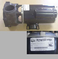 PDC Spas 1.5 HP Dual Speed Spa Pump (1998-Present)