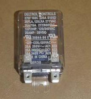 PDC Spas 120 v (clear) Relay ( 1988-1995 Pumps-Heaters )
