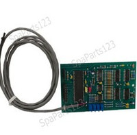 Nemco/Royalty/Regency Circuit Board Stat Board 077, Old Style for LCD Readout) (59-577-1010) 203012