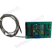 Nemco/Royalty/Regency Circuit Board Stat Board, 1990 (Short Headers) for Command Control Center, 203026