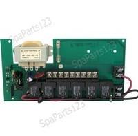 Nemco/Royalty/Regency Circuit Board AC Board 077 (Has Relays) (59-577-1005) 203008