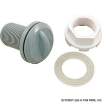"Hydro Air Mini Air Control Assy, 1/2""  [White,Grey,Bone]"