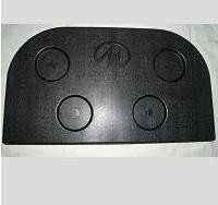 Master Spas Filter Lid, Black ('01-'04)