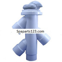 Marquis Spas 3-Way Diverter Valve Complete [350-6330]