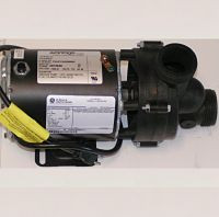 K236000 Jacuzzi® Bath Pump/Motor, Diva, 1/2 HP,115 V, Cord, Air Switch, Flat Face Pump Union