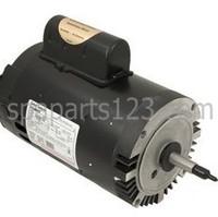Jacuzzi® Magnum Spa Pump Motor C-Face B129 Thd 1.5HP Sgl Spd 115/230V (#28)