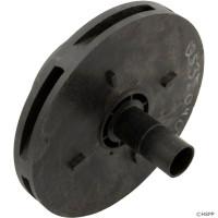 Jacuzzi® Magnum Spa Pump Impeller 2HP FR High Flow Pre-90 05-3804-07 (#15)(3)