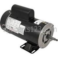 Jacuzzi Piranha Spa Pump Motor BN-62 AOS Motor 48FR 3HP 2SPD 230v