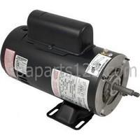 Jacuzzi Piranha Spa Pump Motor BN-51 AOS Motor 48FR 2HP 2SPD 220v