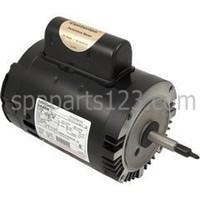Jacuzzi Magnum Spa Pump Motor C-Face B126 Thd 1/2HP Sgl Spd 115/230V