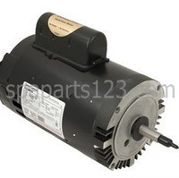Jacuzzi Cygnet Spa Pump Motor C-Face Thd 1.5HP Sgl Spd 115/230V B129