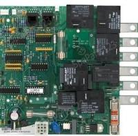Jacuzzi® Circuit Board, H136, Jacuzzi Duplex Analog 1 pump W/Phone Plug (51424) BAL51424, 9710-38, H136
