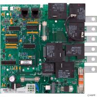 Jacuzzi® Circuit Board, H276, Jacuzzi Duplex Analog 2 pump w/Phone Plug (51429) BAL51429, 9710-26, H276